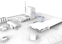 Biomassza tüzelésű erőmű